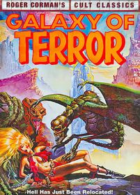 Galaxy of Terror - (Region 1 Import DVD)