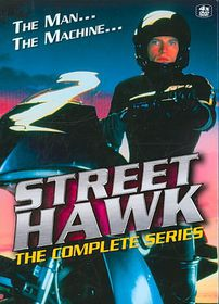 Street Hawk:Complete Series - (Region 1 Import DVD)