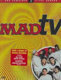 Madtv:Complete First Season - (Region 1 Import DVD)