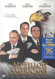 My Fellow Americans - (Region 1 Import DVD)