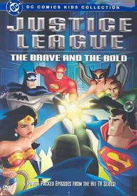 Justice League:Brave and the Bold - (Region 1 Import DVD)