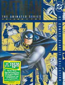 Batman:Animated Series Vol 2 - (Region 1 Import DVD)