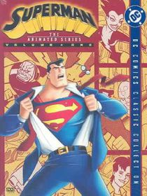 Superman:Animated Series Vol 1 - (Region 1 Import DVD)