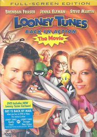 Looney Tunes Back in Action - (Region 1 Import DVD)