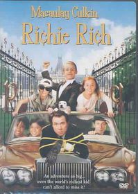 Richie Rich - (Region 1 Import DVD)