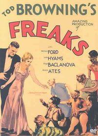 Freaks - (Region 1 Import DVD)