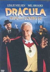 Dracula:Dead and Loving It - (Region 1 Import DVD)