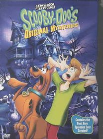 Scooby Doo's Original Mysteries - (Region 1 Import DVD)