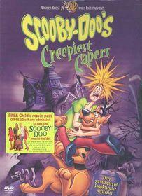 Scooby Doo's Creepiest Capers - (Region 1 Import DVD)