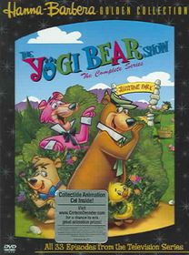 Yogi Bear Show:Complete Series - (Region 1 Import DVD)