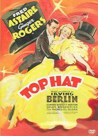Top Hat - (Region 1 Import DVD)