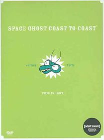 Space Ghost Coast to Coast Vol 3 - (Region 1 Import DVD)