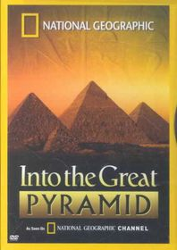 Into the Great Pyramid - (Region 1 Import DVD)