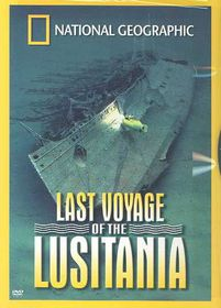 Last Voyage of the Lusitania - (Region 1 Import DVD)