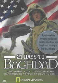 21 Days to Baghdad - (Region 1 Import DVD)