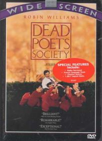 Dead Poets Society - (Region 1 Import DVD)