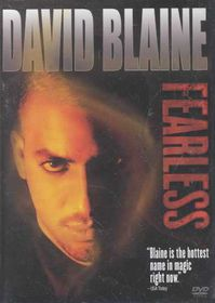 David Blaine:Fearless - (Region 1 Import DVD)