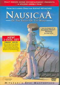 Nausicaa of the Valley of the Wind - (Region 1 Import DVD)