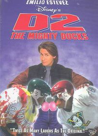 D2:Mighty Ducks - (Region 1 Import DVD)