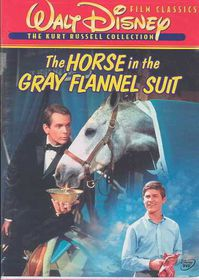 Horse in the Gray Flannel Suit - (Region 1 Import DVD)