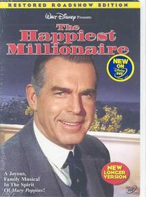 Happiest Millionaire - (Region 1 Import DVD)