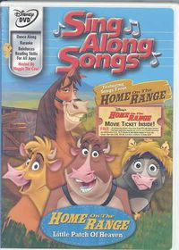Home On The Range: A Little Patch Of Heaven Sing Along Songs - (Region 1 Import DVD)