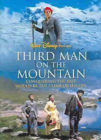 Third Man on the Mountain - (Region 1 Import DVD)