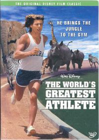 World's Greatest Athlete - (Region 1 Import DVD)