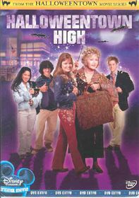 Halloweentown High - (Region 1 Import DVD)