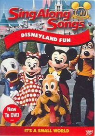 Sing Along Songs:Disneyland Fun - (Region 1 Import DVD)
