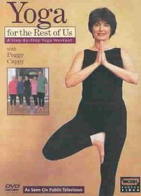 Yoga for the Rest of Us with Peggy Cappy - (Region 1 Import DVD)