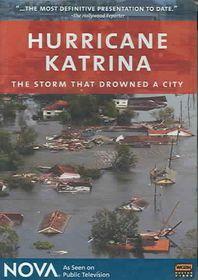 Hurricane Katrina:Storm That Drowned - (Region 1 Import DVD)