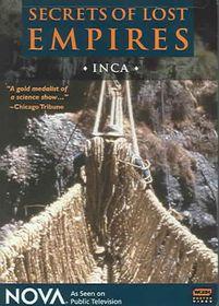Secrets of Lost Empires:Inca - (Region 1 Import DVD)