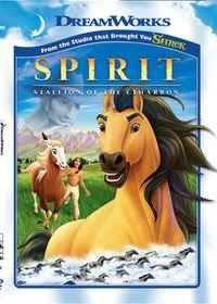 Spirit: Stallion of the Cimarron (2002)(DVD)