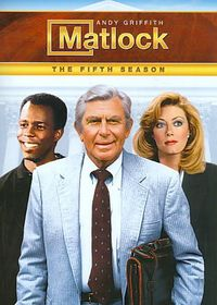 Matlock:Fifth Season - (Region 1 Import DVD)