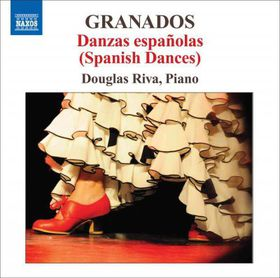 Granados: Piano Music Vol 1 - Spanish Dances (CD)