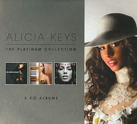 Keys Alicia - The Platinum Collection (CD)