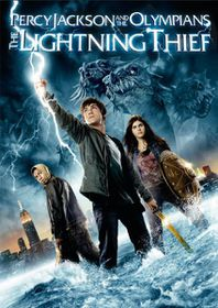Percy Jackson & the Olympians: The Lightning Thief (2010)(DVD)
