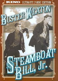 Steamboat Bill Jr:Ultimate Edition - (Region 1 Import DVD)