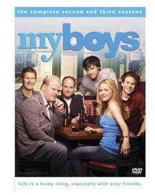 My Boys:Complete Second & Third Seaso - (Region 1 Import DVD)