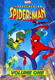 Spectacular Spider Man Vol 1 - (Region 1 Import DVD)