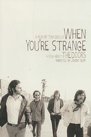 When You're Strange:Film About the - (Region 1 Import DVD)