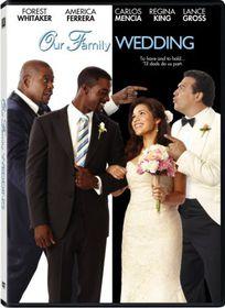 Our Family Wedding - (Region 1 Import DVD)