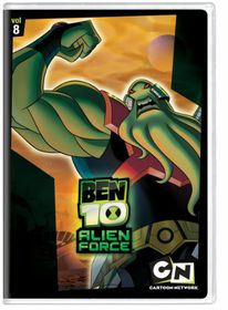 Ben 10 Alien Force:V8 - (Region 1 Import DVD)