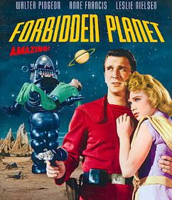 Forbidden Planet - (Region A Import Blu-ray Disc)