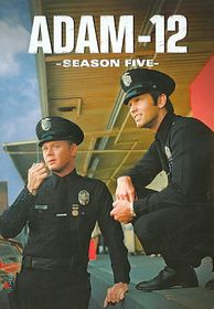 Adam 12:Season Five - (Region 1 Import DVD)