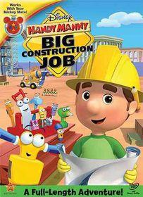 Handy Manny:Big Construction Job - (Region 1 Import DVD)