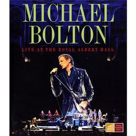 Michael Bolton: Live At The Royal Albert Hall - (Import Blu-ray Disc)