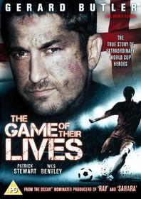 Game of Their Lives, The - (Import DVD)