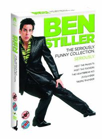 Ben Stiller: The Seriously Funny Collection (Import DVD)